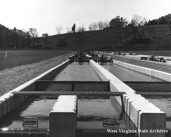 On this day in west virginia history december 20 for Virginia fish hatchery